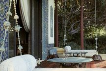 ECLECTIC EXOTIC HOME WITH ROMANTIC LYRICISM