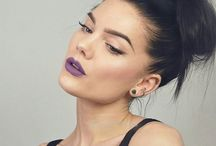 cool toned lips