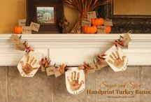 Thanksgiving Class Craft / by Tonya Morgan