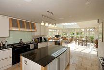 Cool kitchens in Devon