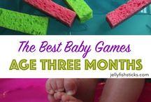 babies games