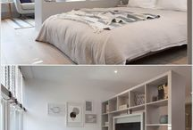 Small Apartments / Small spaces, Studios, Small flats designs, Small apartment layout, Tiny spaces