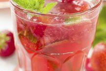 Aguas frescas de frutas