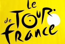 i love Tour de France / Le Tour de France est une compétition cycliste par étapes créée en 1903 par Henri Desgrange et le journal L'Auto. Il se déroule chaque année en France, au mois de juillet. Il se tient actuellement sur plus de 3 000 kilomètres et est organisée par ASO (Groupe Amaury). « Le Tour » ou encore « la Grande Boucle », tel qu'on le nomme aussi en France, est considéré comme la plus prestigieuse épreuve cycliste du monde.  / by Christine Whyte