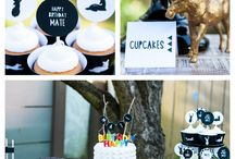 Baking for blokes / Stylish Ideas for creating a party or cake for the man in your life.