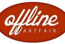 OFFLINE ART FAIR / London Newest Art Fair