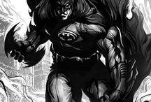 comics marvel&Dc
