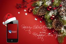 Merry Christmas & Happy New Year / Wishing you a Merry Christmas and a Happy New Year!