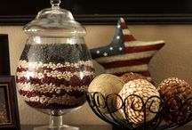 Patriotic / by Kelly Holcomb