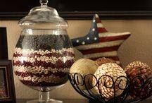 Patriotic & 4th of July Ideas