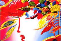 Peter Max / by GaDoNeMoNeMa-2014