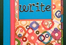 Writers notebook ideas / by Nicole Marie