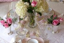 tea parties / by Patricia Crossley