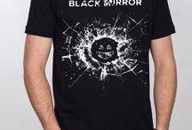 Black Mirror T Shirt