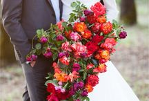 Wedding Bouquets - Unique / Awesome Wedding Bouquets.  Going above and beyond.