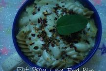 Eat Pray Love Food Blog