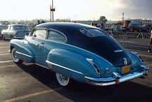 Vintage American car brands