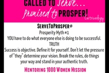 Mentoring 1000 Women Mission  / I'm on a mission to mentor 1000 women to create success on their own terms and live a self-defined fulfilled life!  / by Catrice M. Jackson The BOSSLady of Branding