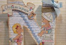 DE TODO UN POCO / sugerencias de las alumnas. www.manualidadespinacam.com