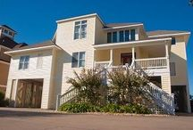 Pirate's Cove Resort / The Pirate's Cove Resort is a gated waterfront community on the #OuterBanks. This community is located by the Roanoke Sound and features more than 150 #OuterBanks vacation rentals.