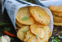 chips and snack recipe