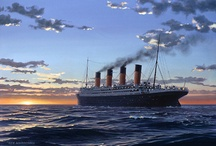 *RMS Titanic* / by Sharon Channell