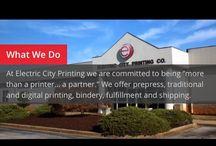 Electric City Printing