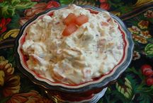 dips and party foods