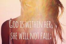 something spiritual :)