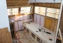 Camper Restoration Info / by Robin Mundy