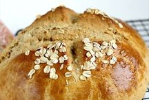 Bread,dough & carby goodness / by Sarah McCracken