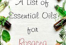 Oils Rosacea