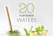 Water Recipes / Keep water exciting with these recipes!