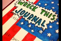 wreck my journal