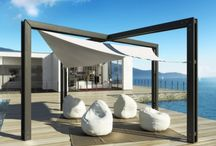 Elements - Arbors / Landscape pergola and arbor structure inspirations / by David H