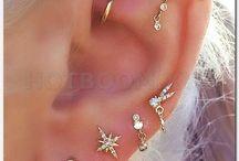 oreilles percées