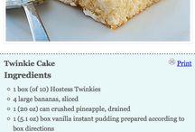 Yummy Desserts / by Tonia Shuman