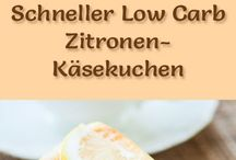 Low Carb Desserts & Backen