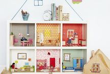 dollhouses / by Kennie Rolle-Bevan