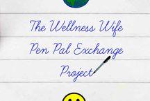Pen Pals For Children