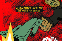 Comic Book with Augmented Reality