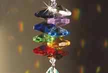 Crystal Sculptures & Pendants / Beautiful crystal items that catch and reflect light! Start your collection today. / by The Paragon
