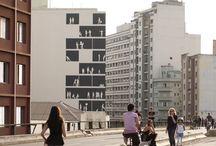 Projeto-au019 / Empenas; nesgas; esquinas; grandes edificios; contexto urbano; industrialização; sistemas; inovações tecnológicas; eficiência energética;
