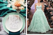 Inspiration Boards Lucite Green
