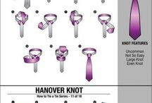 How to make different neck ties for men