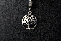 Trees pendants / Necklaces
