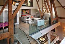 Interior + exterior design