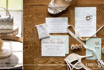Invitation Suite Inspiration | Aaron Watson Photography / Brides Wedding Stationary Inspiration