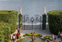Italian Gardens / Glorious Italian gardens we have visited.