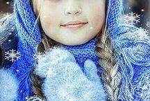 Beauty: Children Faces